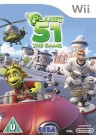 Planet 51 Nintendo Wii video game