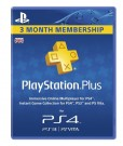 Playstation Plus - 90 Day - 3 month Subscription Card for PS4, PS3, Vita UK