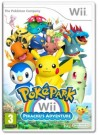 PokePark: Pikachu's Adventure Nintendo Wii video game