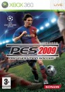 Pro Evolution Soccer 2009 (PES) Xbox 360 video spēle