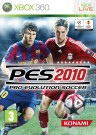 Pro Evolution Soccer 2010 (PES) Xbox 360 video spēle