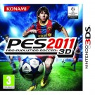 Pro Evolution Soccer 2011 (PES) 3DS