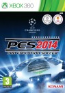 Pro Evolution Soccer 2014 (PES) Xbox 360 video game