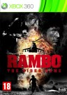Rambo: The Videogame Xbox 360 video spēle