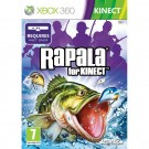 Rapala for Kinect Xbox 360 video game