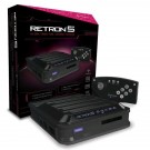 RetroN 5 Retro Video Gaming System (NES, SNES, Famicom, Mega Drive, Genesis, Game Boy)