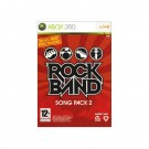 Rock Band Song Pack 2 Xbox 360 video spēle