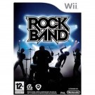 Rock Band Nintendo Wii video game