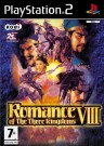 Romance of the Three Kingdoms VIII Playstation 2 (PS2) video game