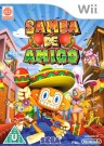 Samba De Amigo Nintendo Wii video game