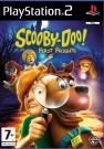 Scooby Doo First Frights PS2