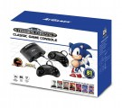 SEGA Mega Drive Classic Console Inc. Two Wired Controllers (81 Built-In Games/Cartridge)