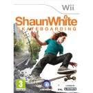 Shaun White Skateboarding Nintendo Wii video game