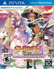 Shiren The Wanderer The Tower of Fortune and the Dice of Fate Playstation Vita (PSV) spēle