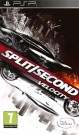 Split/Second: Velocity Playstation PSP game