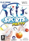 Sports Party Nintendo Wii video game