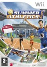Summer Athletics 2009 Nintendo Wii video game