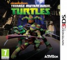 Teenage Mutant Ninja Turtles Nintendo 3DS spēle