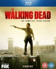 The Walking Dead: Season 3 Blu-Ray filma