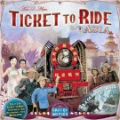 Galda spēle Ticket to Ride - Map Collection: Volume 1 - Asia - ir veikalā