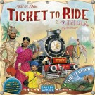 Galda spēle Ticket to Ride - Map Collection: Volume 2 - India & Switzerland - ir veikalā