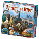 Galda spēle Ticket to Ride - Map Collection - France & Old West
