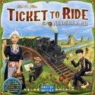 Galda spēle Ticket to Ride - Map Collection: Volume 4 - Nederland