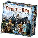 Galda spēle Ticket to Ride Rails & Sails DOW720026