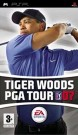 Tiger Woods PGA Tour 07 PSP game