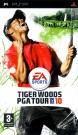Tiger Woods PGA Tour 10 PSP game - in stock