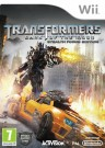 Transformers: Dark of the Moon Nintendo Wii video game