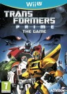 Transformers Prime Nintendo Wii U (WiiU) video game