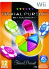 Trivial Pursuit: Bet You Know It Nintendo Wii video game