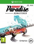 Burnout Paradise Remastered Xbox One video spēle - ir veikalā
