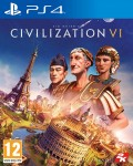 Civilization VI (6) Playstation 4 (PS4) video game