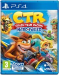 Crash Team Racing Nitro-Fueled Playstation 4 (PS4) video spēle