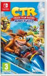 Crash Team Racing Nitro-Fueled Nintendo Switch video spēle