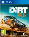 Dirt Rally Playstation 4 (PS4) video game