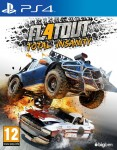 Flatout 4 Total Insanity Playstation 4 (PS4) video spēle