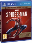 Marvel Spider-Man Game of the Year Edition Playstation 4 (PS4) video game