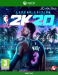 NBA 2K20 Legend Edition Xbox One video game - in stock