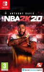 NBA 2K20 Nintendo Switch video game - in stock