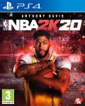 NBA 2K20 Playstation 4 (PS4) video game - in stock