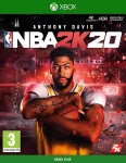 NBA 2K20 Xbox One video game - in stock