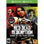 Red Dead Redemption Game of the year Edition (GOTY) Xbox One video spēle