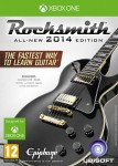 Rocksmith 2014 Edition with Real Tone Cable Xbox One video spēle