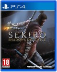 Sekiro Shadows Die Twice Playstation 4 (PS4) video spēle - ir veikalā