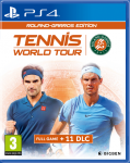 Tennis World Tour Roland-Garros Edition Playstation 4 (PS4) video spēle