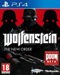 Wolfenstein The New Order Playstation 4 (PS4) video spēle