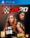 WWE 2K20 Playstation 4 (PS4) video game